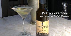 DirtyDat Premium All Natural Olive Juice